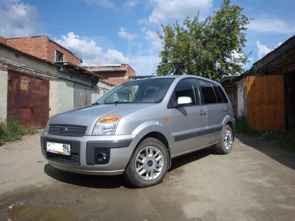 Ford Fusion, 2008 год, 395 000 руб.