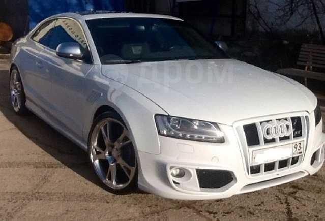 Audi S5, 2008 год, 1 350 000 руб.