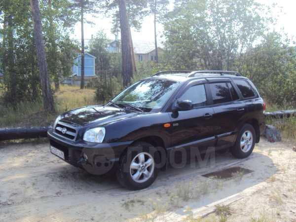 Hyundai Santa Fe Classic, 2008 год, 780 000 руб.