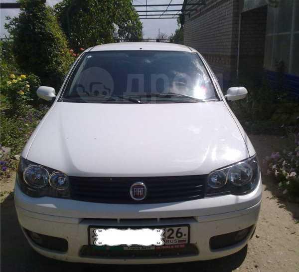 Fiat Albea, 2011 год, 395 000 руб.