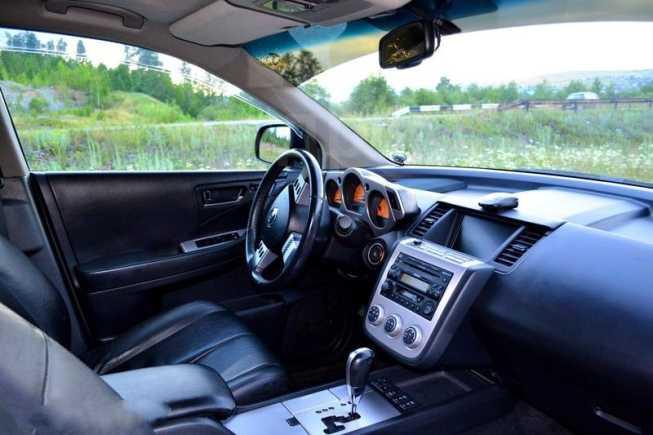 Nissan Murano, 2008 год, 800 000 руб.
