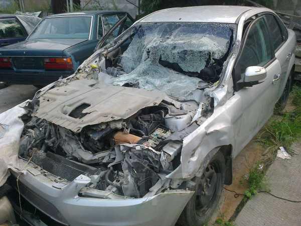 Ford Focus, 2008 год, 110 000 руб.