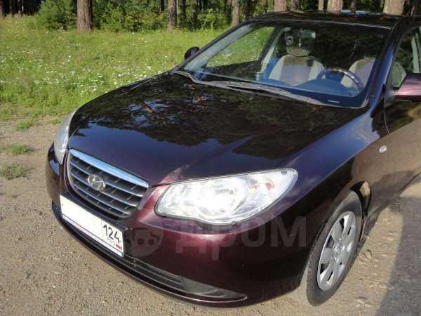 Hyundai Elantra, 2008 год, 477 000 руб.