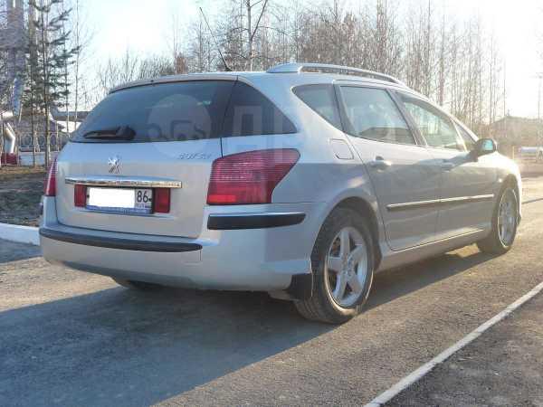 Peugeot 407, 2006 год, 550 000 руб.