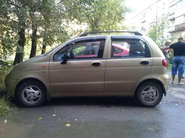 Daewoo Matiz, 2007 год, 154 000 руб.
