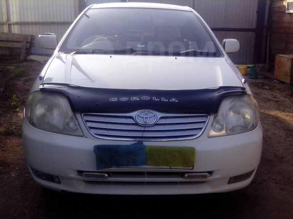 Toyota Corolla, 2000 год, 290 000 руб.