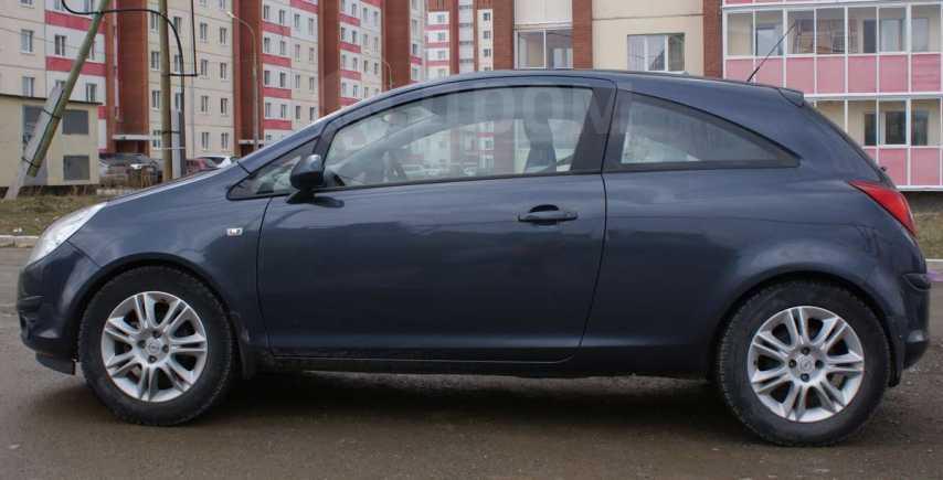 Opel Corsa, 2008 год, 330 000 руб.