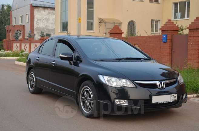 Honda Civic, 2008 год, 505 000 руб.