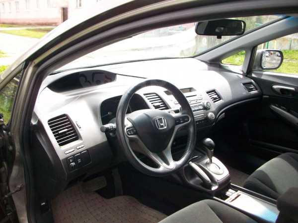 Honda Civic, 2008 год, 570 000 руб.