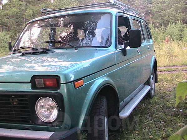 Лада 4x4 2131 Нива, 1999 год, 165 000 руб.