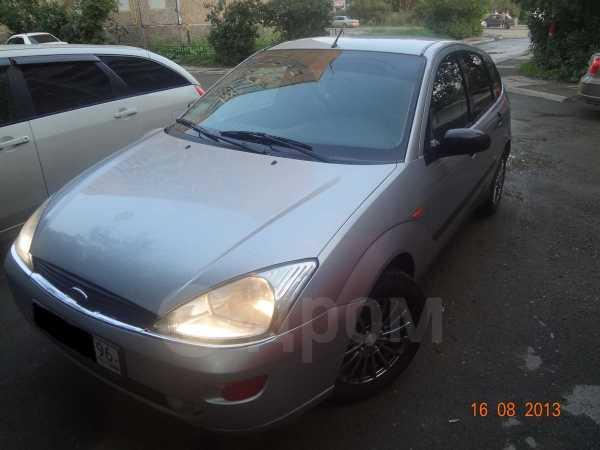 Ford Focus, 2000 год, 229 000 руб.