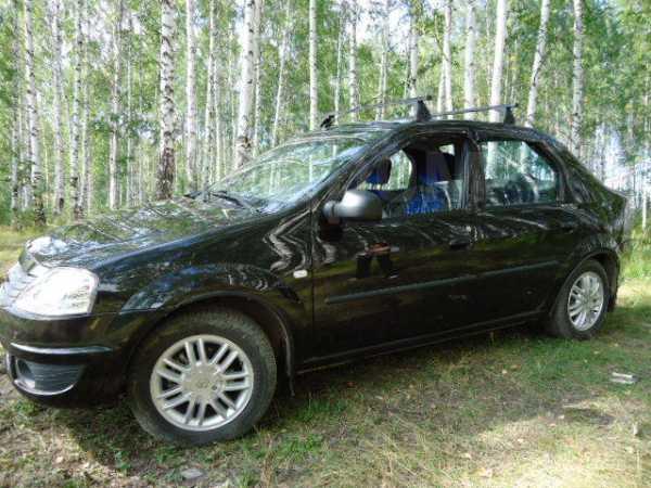 Renault Logan, 2011 год, 403 000 руб.