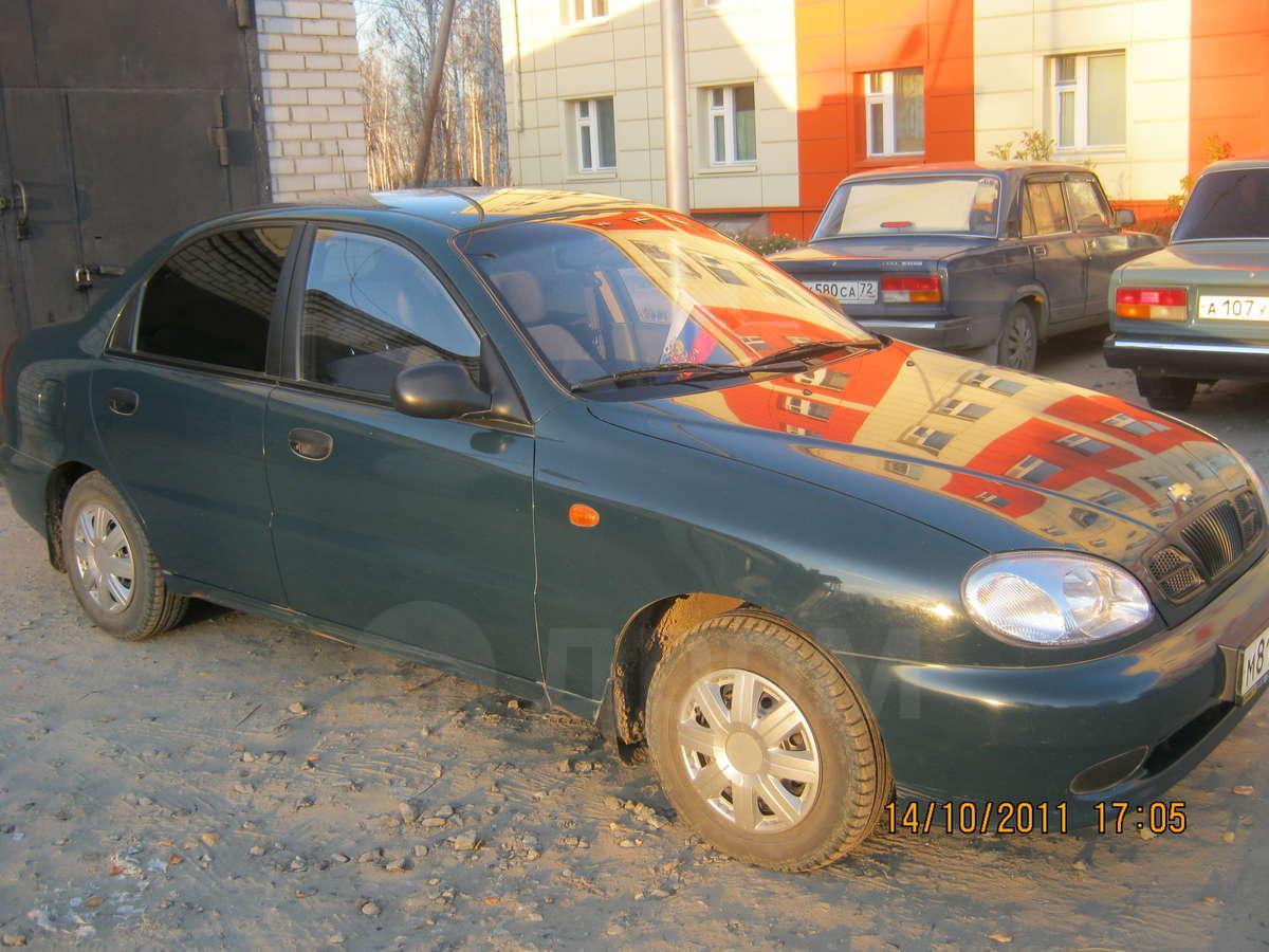 продажа авто шевроле ланос в тюмени