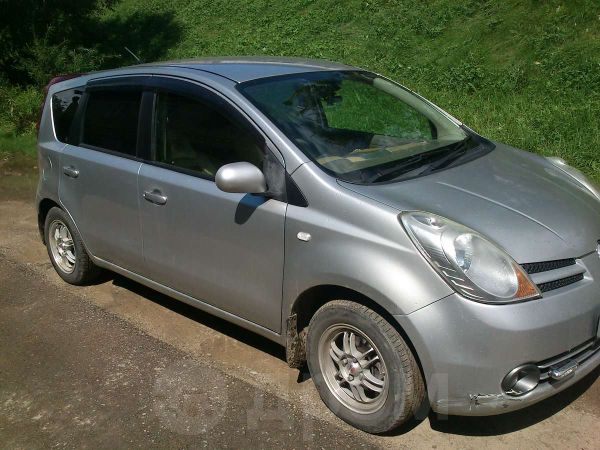Nissan Note, 2005 год, 220 000 руб.