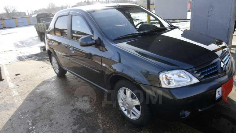Renault Logan, 2009 год, 342 000 руб.
