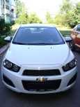 Chevrolet Aveo, 2013 год, 485 000 руб.