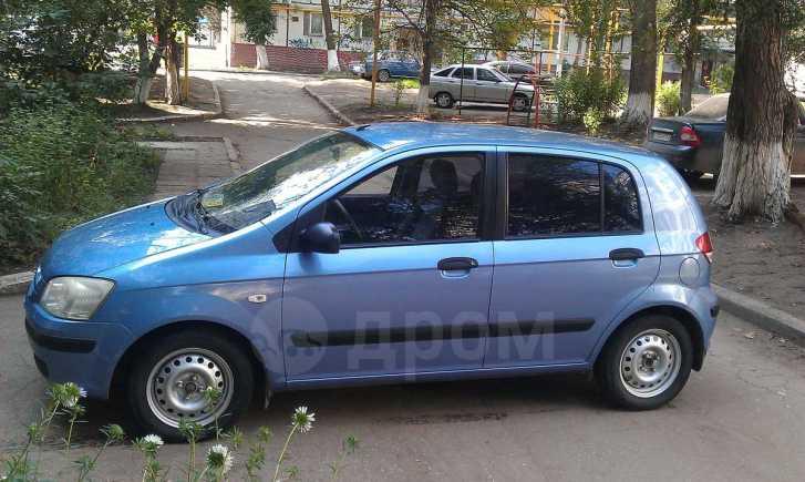 Hyundai Getz, 2003 год, 198 000 руб.