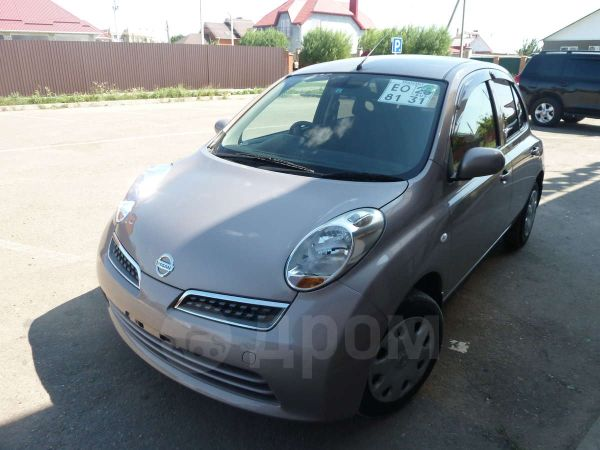 Nissan March, 2008 год, 310 000 руб.