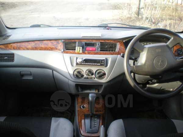 Mitsubishi Lancer Cedia, 2002 год, 110 000 руб.