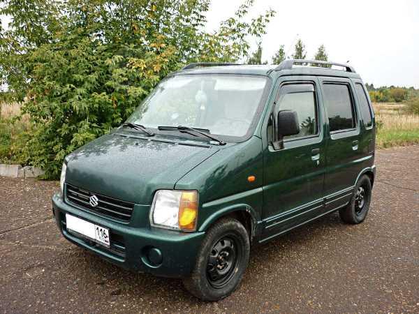 Suzuki Wagon R Plus, 1999 год, 95 000 руб.
