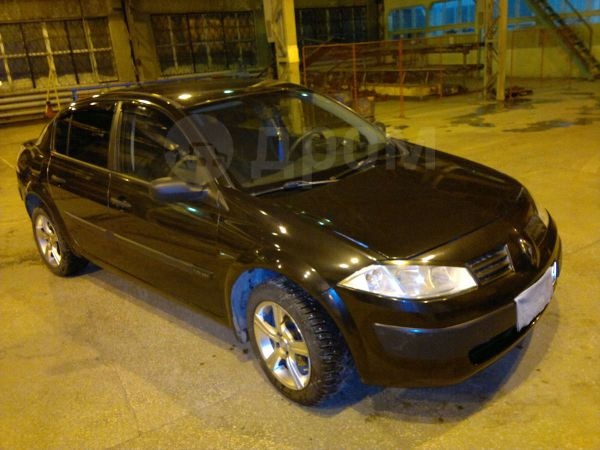 Renault Megane, 2005 год, 320 000 руб.