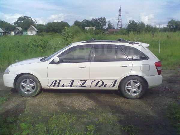 Mazda Familia S-Wagon, 1998 год, 195 000 руб.