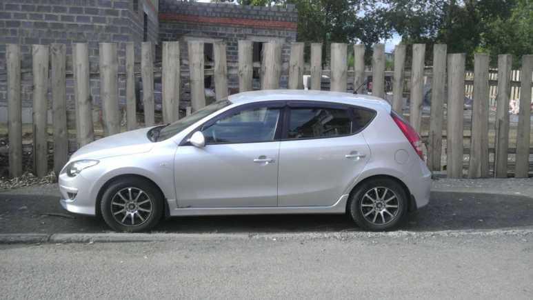 Hyundai i30, 2011 год, 600 000 руб.