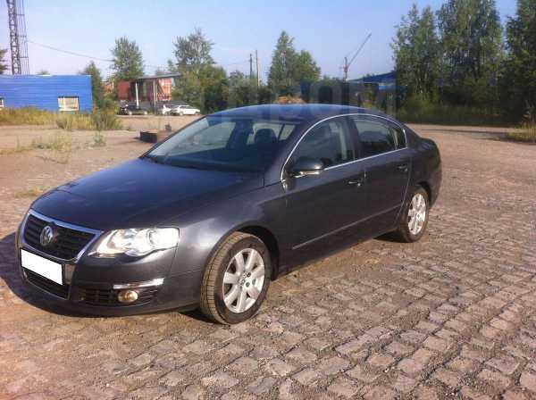 Volkswagen Passat, 2008 год, 565 000 руб.