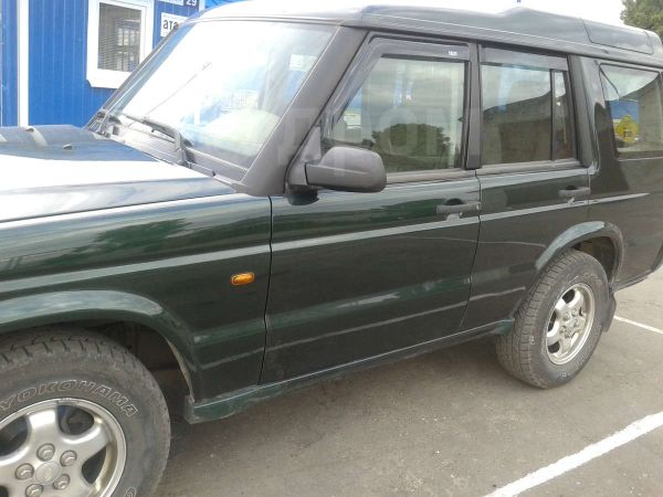 Land Rover Discovery, 1999 год, 440 000 руб.