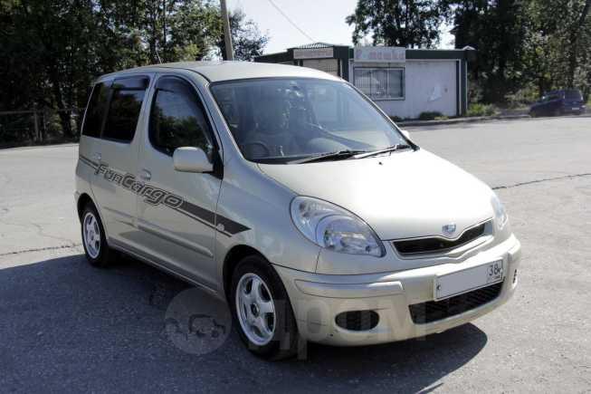 Toyota Funcargo, 2003 год, 315 000 руб.