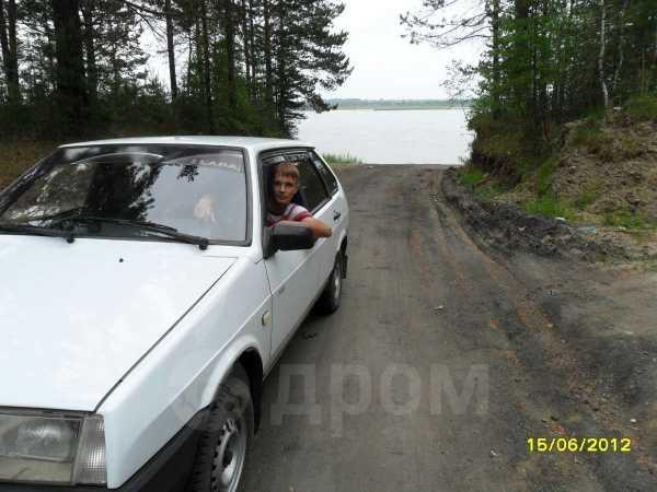 Лада 2109, 1997 год, 83 000 руб.