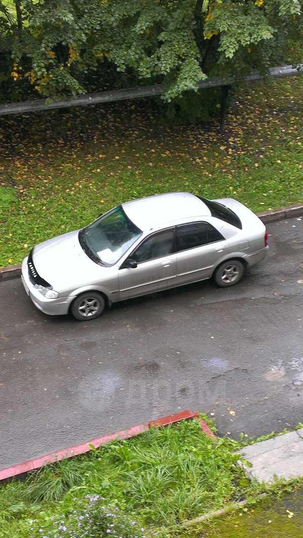Mazda Protege, 1999 год, 205 000 руб.