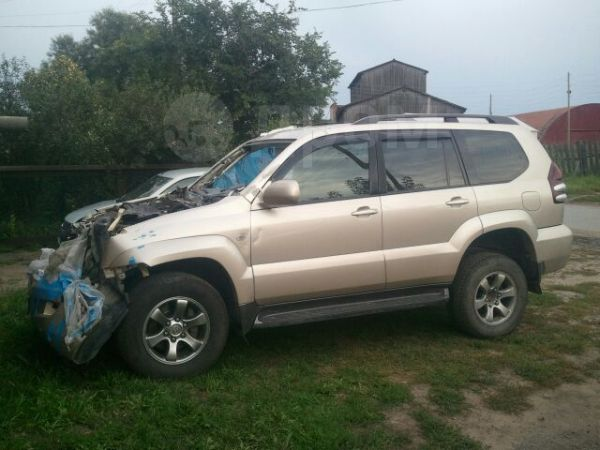 Toyota Land Cruiser Prado, 2008 год, 760 000 руб.