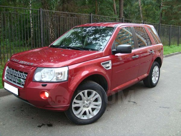 Land Rover Freelander, 2008 год, 900 000 руб.