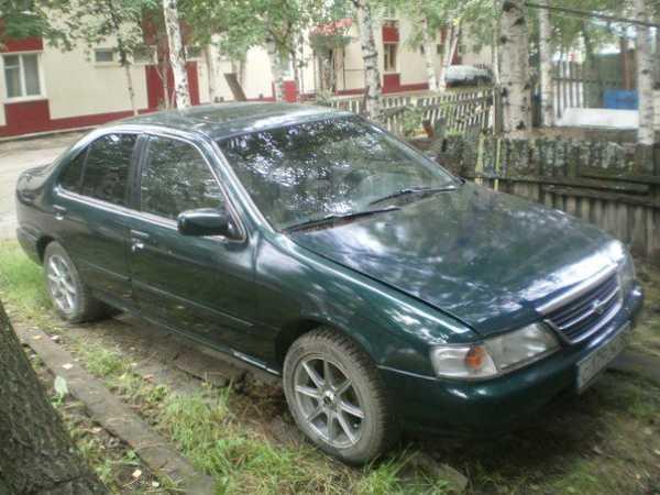 Nissan Sunny, 1997 год, 150 000 руб.