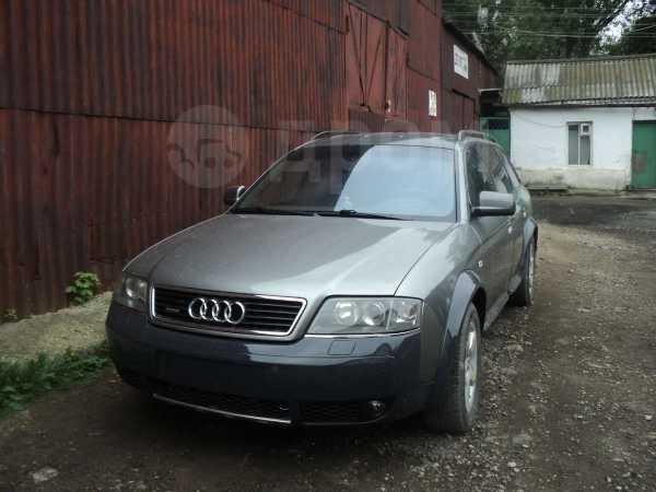Audi A6 allroad quattro, 2001 год, 490 000 руб.
