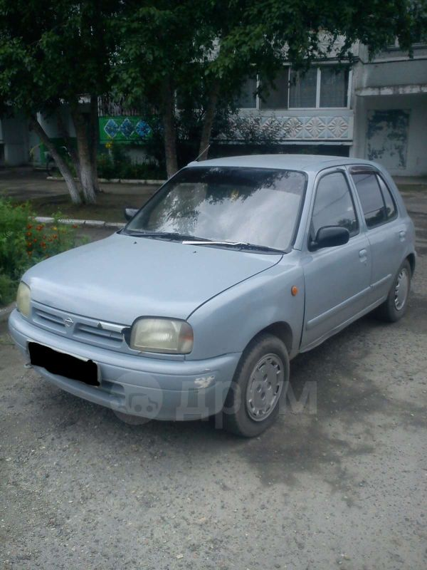 Nissan March, 1998 год, 50 000 руб.