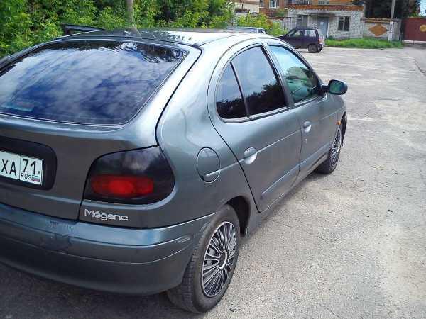 Renault Megane, 1998 год, 155 000 руб.