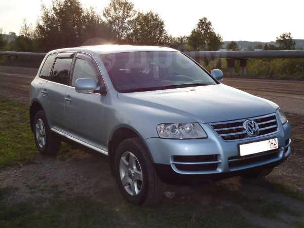 Volkswagen Touareg, 2006 год, 1 100 000 руб.