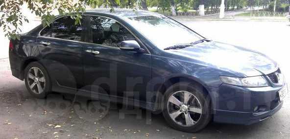 Honda Accord, 2003 год, 427 000 руб.