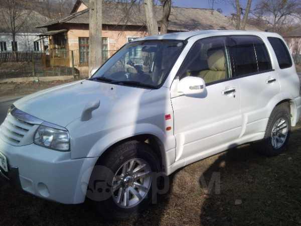 Suzuki Escudo, 2003 год, 560 000 руб.
