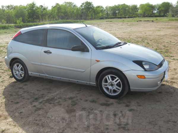 Ford Focus, 2001 год, 215 000 руб.