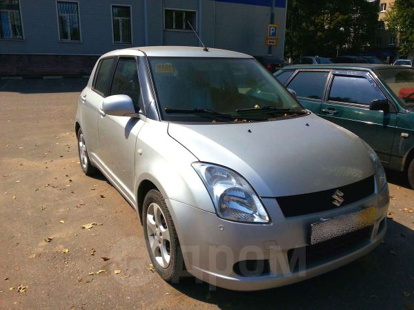 Suzuki Swift, 2007 год, 300 000 руб.