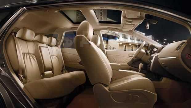Nissan Murano, 2012 год, 1 600 000 руб.