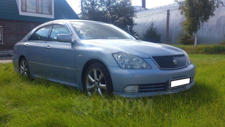 Toyota Crown, 2004 год, 580 000 руб.