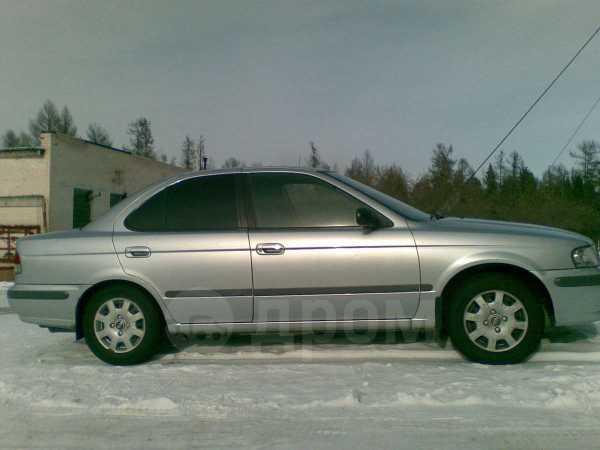 Nissan Sunny, 1999 год, 221 000 руб.
