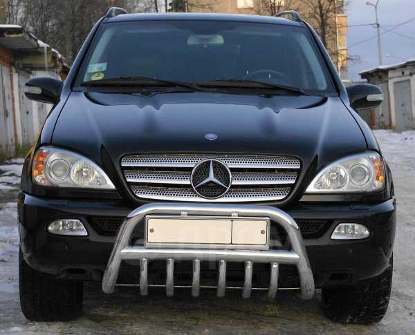 Mercedes-Benz M-Class, 2005 год, 885 000 руб.