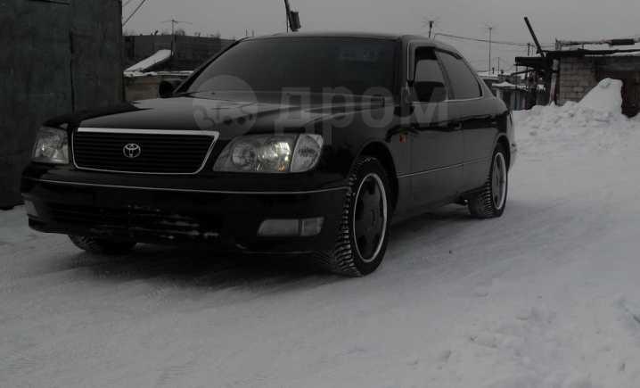 Toyota Celsior, 1998 год, 450 000 руб.