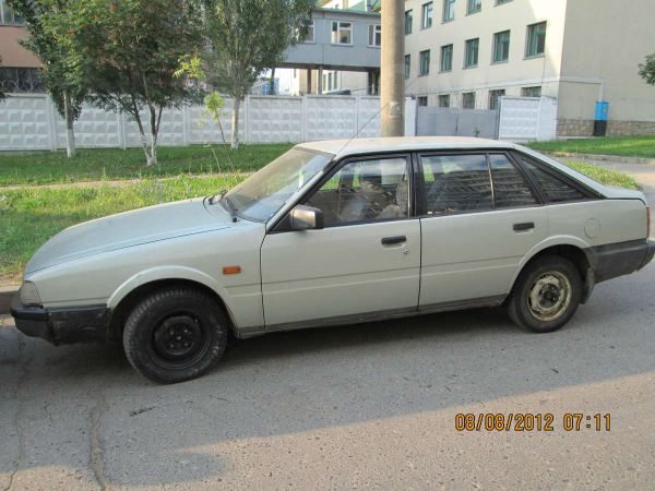 Mazda 626, 1985 год, 15 000 руб.