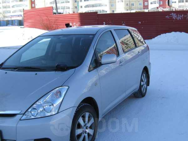 Toyota Wish, 2003 год, 370 000 руб.